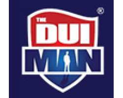 The Dui Man logo