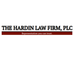The Hardin Law Firm logo