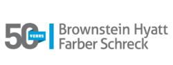 Adam Agron - Brownstein Hyatt Farber Schreck LLP logo