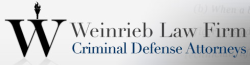 Garret D. Weinrieb -  Weinrieb Law Firm logo