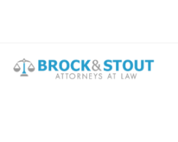 Brock & Stout Attorneys at Law logo