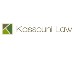 kassouni law logo