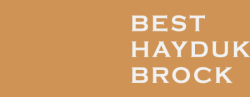 Best Hayduk Brock logo
