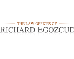 Law Offices of Richard Egozcue logo