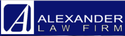 Stephen Alexander - Alexander Law Firm logo