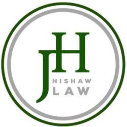 HISHAW LAW logo