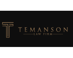 TEMANSON LAW FIRM logo