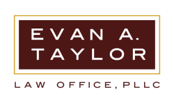 Evan Taylor Law Office, PLLC logo