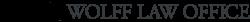 Wolff Law Office logo
