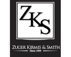 ZKS Law logo