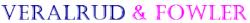 Veralrud & Fowler logo