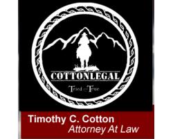 Timothy C Cotton logo