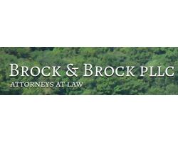 Brock & Brock pllc logo