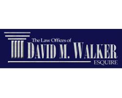 DAVID M. WALKER logo