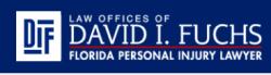 Law Offices of David I Fuchs logo