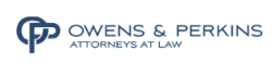 Brandon M. Sander - Owens and Perkins logo