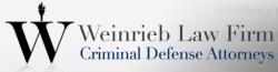 Arvand Naderi- Weinrieb Law Firm logo