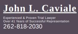 John L. Caviale logo