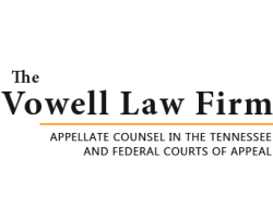 The Vowell Law Firm logo