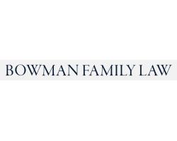 BOWMAN FAMILY LAW logo