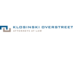 Klosinski Overstreet, LLP, Attorneys at Law logo