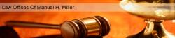 Law Offices Of Manuel H. Miller logo