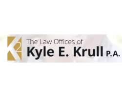 The law office kyle E krull logo