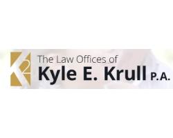 The law office kyle E krull logo