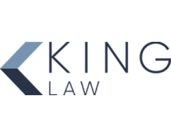 King Law logo