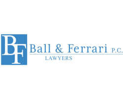 Ball & Ferrari PC logo