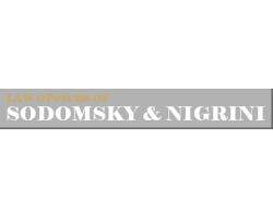 Law Offices of Sodomsky & Nigrini logo