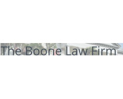 The Boone Law Firm logo