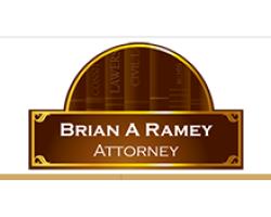 Brian Ramey Attorney At Law logo