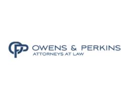 Owens & Perkins logo