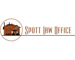 Spott Law logo