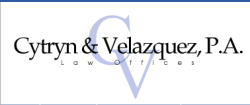 Edgar Velazquez - Cytryn and Velazquez Law Office logo