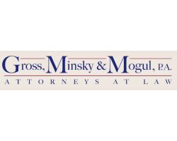 Gross, Minsky & Mogul logo