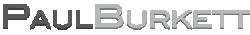 Paul Burkett logo