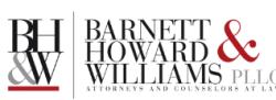 Luke A Williams - Barnett Howard & Williams PLLC logo