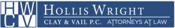Drew McNutt-Hollis, Wright, Clay & Vail, PC logo