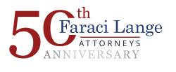 Faraci Lange, LLP logo