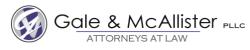 Gale & McAllister PLLC logo