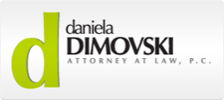 Daniela Dimovski Attorney at Law P.C. logo
