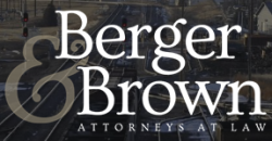 BERGER & BROWN logo
