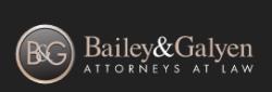 John Robinson - bailey & Galyen  logo