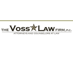 The Voss Law Firm, PC logo