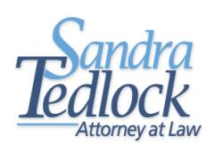 Sandra Tedlock logo