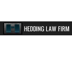 Hedding Law Firm logo