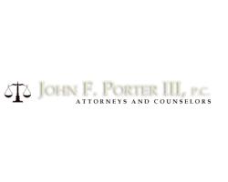 John F. Porter, III logo