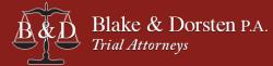 Blake dorsten law logo
